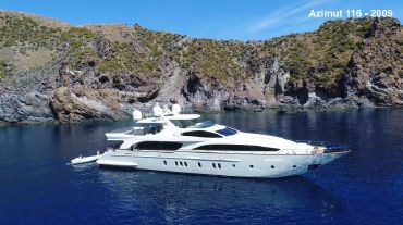 thumbnail photo 0: 2009 Azimut 116