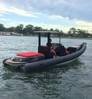 2014 Viking 29 Superyacht Tender/Sports RIB