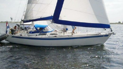 1988 Sweden Yachts 38