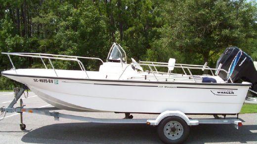 2008 Boston Whaler 17 Montauk