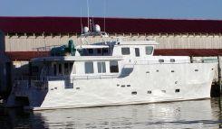 2005 Custom Power Catamaran #4210