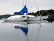 1995 Custom Newick Creative Trimaran