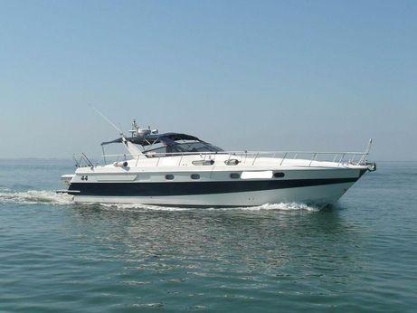 1991 Nautica Biondi Solcio 44' Open