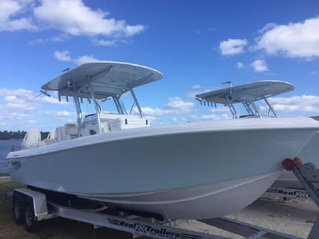 2017 Bluewater 2550 CC