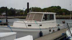 28' Cape Dory Trawler