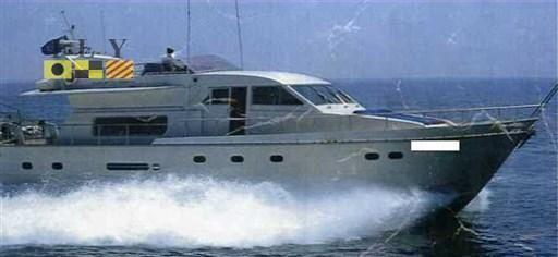 1985 Baglietto Baglietto 16,50 M2 VTR