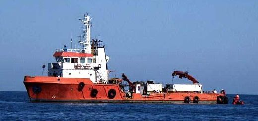 1984 Custom Supply / Oil Recovery Vessel