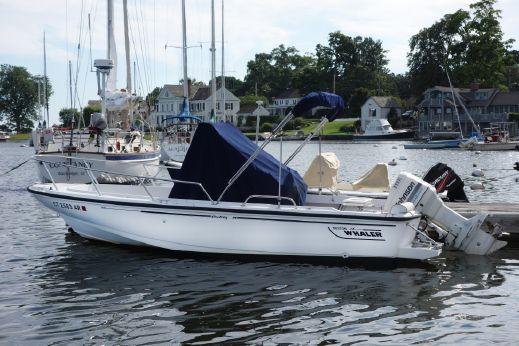 1996 Boston Whaler 19 OUTRAGE