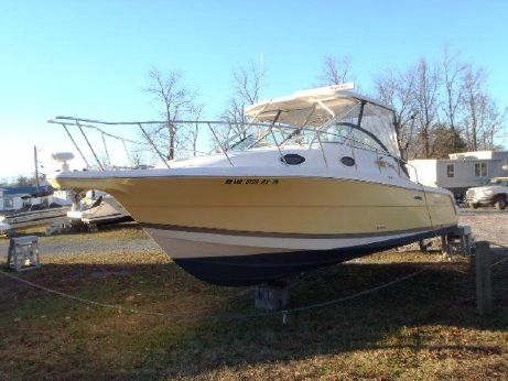 2005 Wellcraft 290 Coastal Fisherman