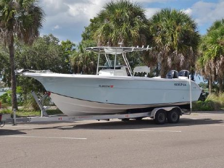 2009 Sea Fox 287 Center Console