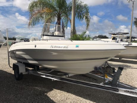 2002 Wellcraft 180 Fisherman