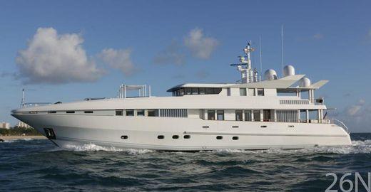 1996 Oceanfast Tri-Deck Motoryacht
