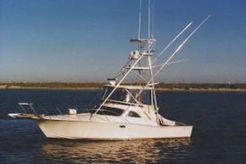 1989 Delta Boats Delta 36 SFX