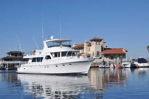 2003 Ocean Alexander Classic Cockpit Motor Yacht
