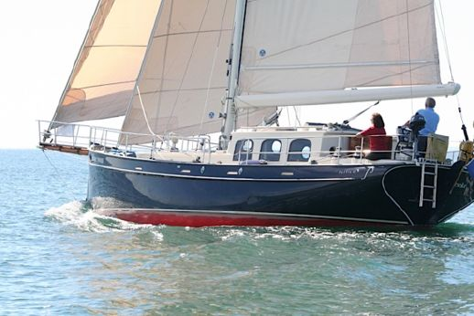 2001 Puffin Et Zaca Yachts Puffin 42