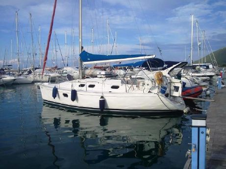 2001 Dufour Gibsea 33