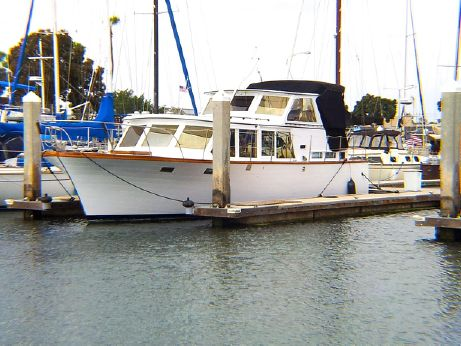 1973 Roughwater Cockpit Motor Yacht