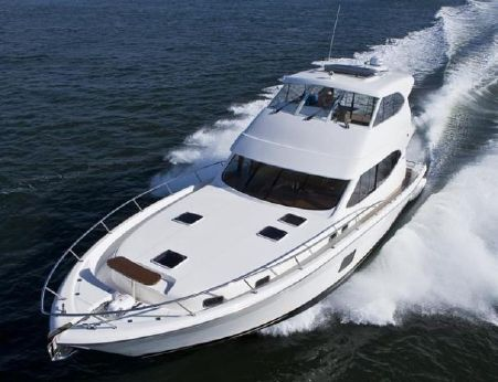 2010 Maritimo 56 Cruising Motoryacht.