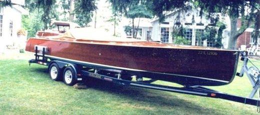 1997 Custom Baldwin Runabout