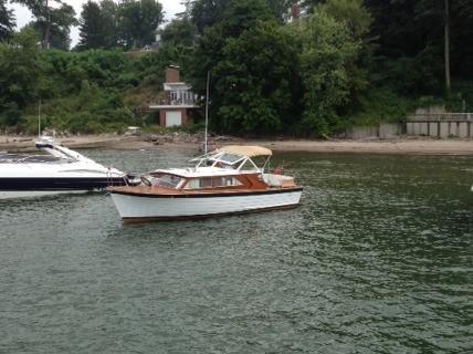 "1969 Lyman 29'6"" Express Cruiser"