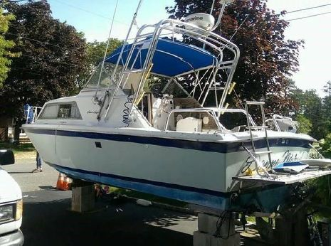 1977 Chris-Craft 280 Catalina w ZERO HRS