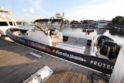 2008 Protector 12 mtr
