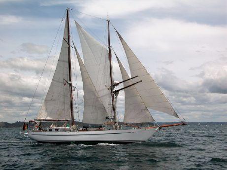 1990 Hans Petersen Yacht/brigantine Offshore brigantine in NZ survey