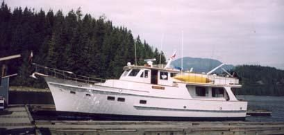 1971 Alaskan Trawler