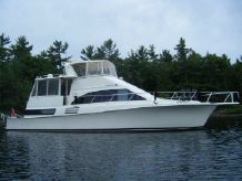 1997 Ocean Yachts 48 COCKPIT MOTOR YACHT
