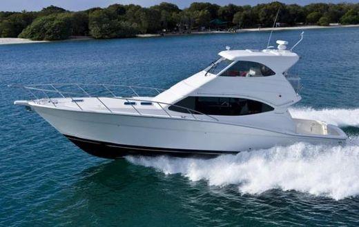 2010 Maritimo 500 Offshore Convertible.