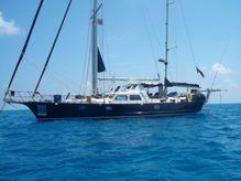 1998 Custom Steel Blue Water Cruiser