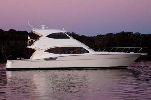 2010 Maritimo 550 Offshore Convertible.