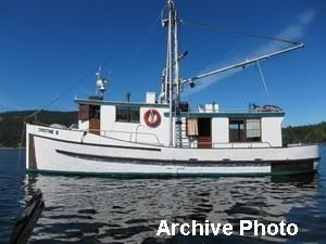 1946 Custom Converted Fishing Boat
