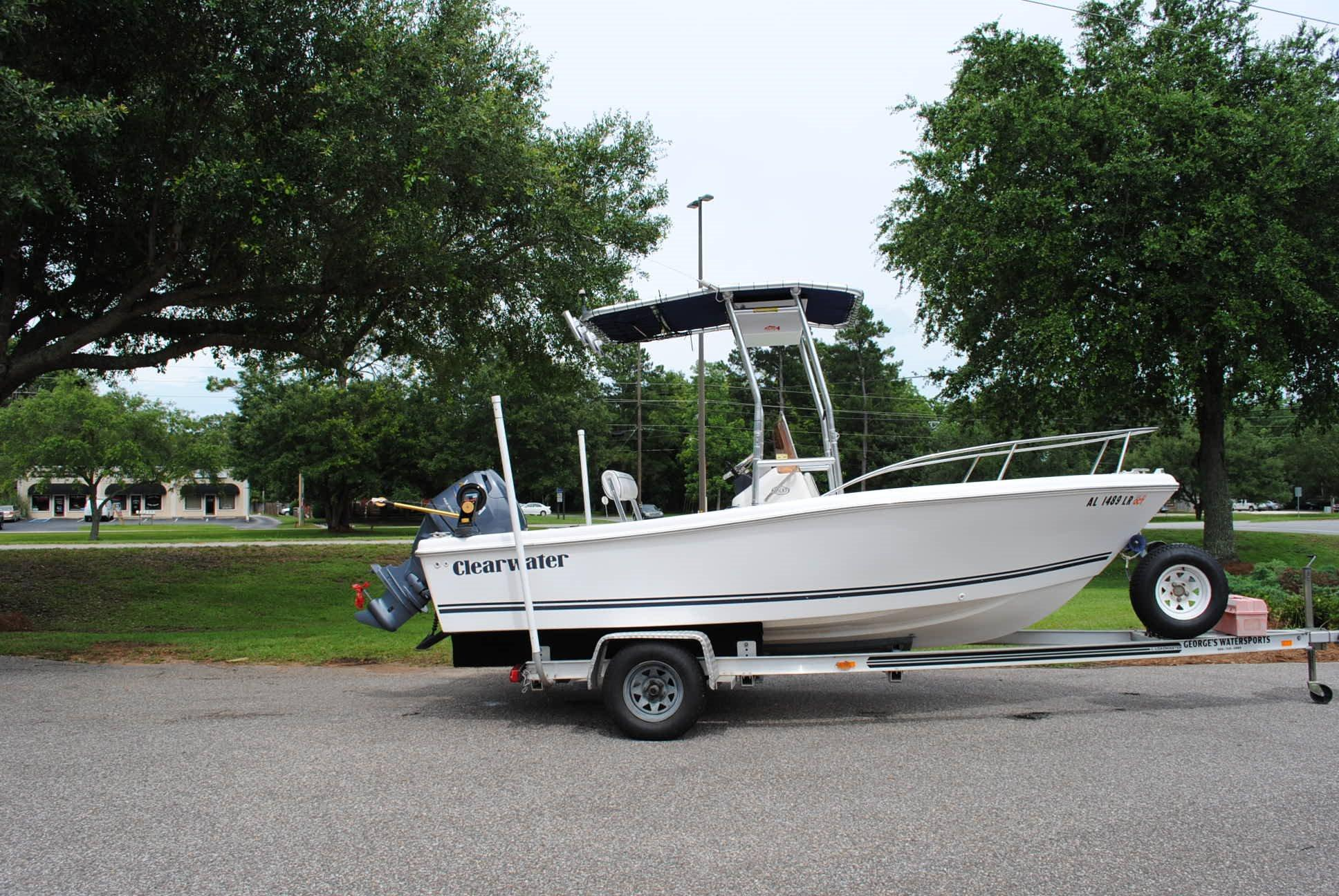 18 ft 2007 clearwater 1800
