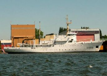 1973 Mega Yacht Conversion Project 194'
