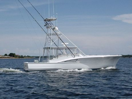1992 Miller Marine 45 Express w/ Full Tower