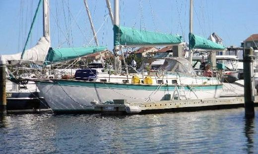 1981 Endeavour 37 Ketch