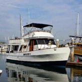 1986 Sea Ranger 47 Pilothouse Trawler