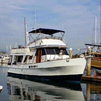 1986 Sea Ranger 47 Pilothouse Trawler