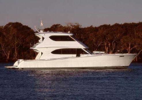 2010 Maritimo 60 Cruising Motoryacht.