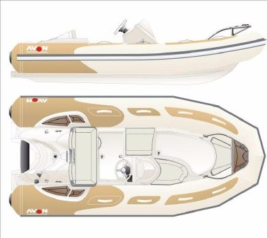 2016 Avon Seasport 380 De Luxe