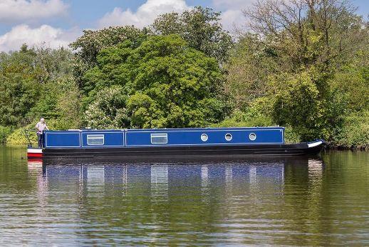 2018 Narrowboat 58' Square stern Tingdene Boats