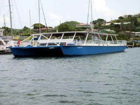1996 Custom Catamaran