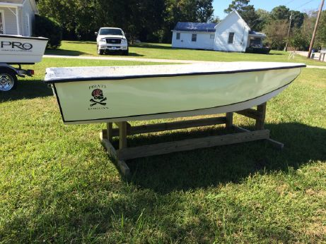 2016 Pirate Dinghy