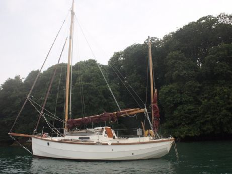 1990 Cornish Crabber Yawl