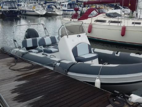 2011 Rib-X Explorer XP 650 Lux