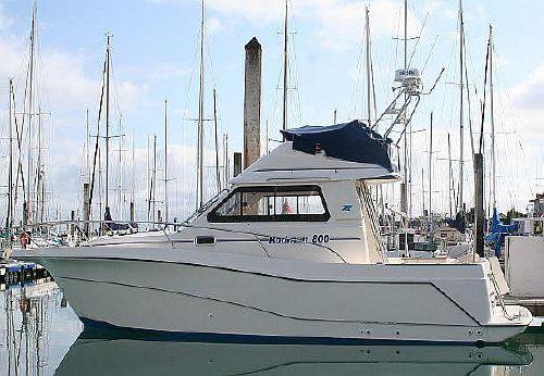 2003 Rodman 800