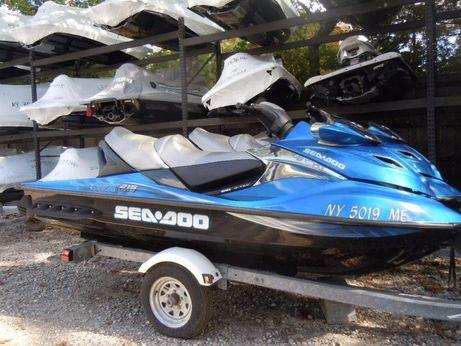 2008 Sea Doo GTX 215 L