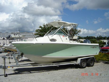2006 Sailfish 218 WAC