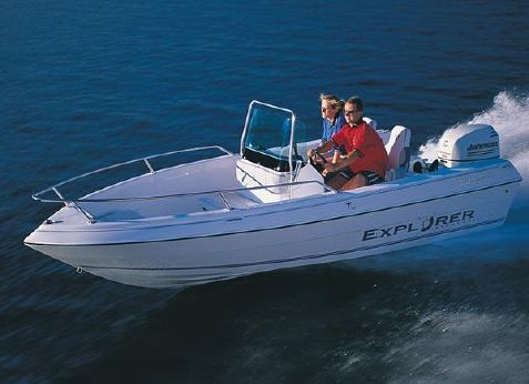 2004 Campion Explorer 492 Center Console